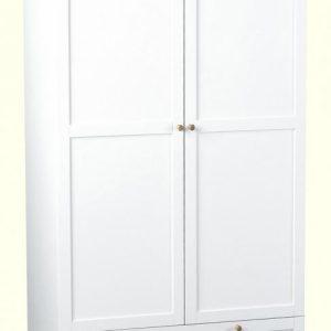 1 White Wardrobe